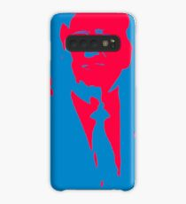 Bred Red Right And Blue Case/Skin for Samsung Galaxy