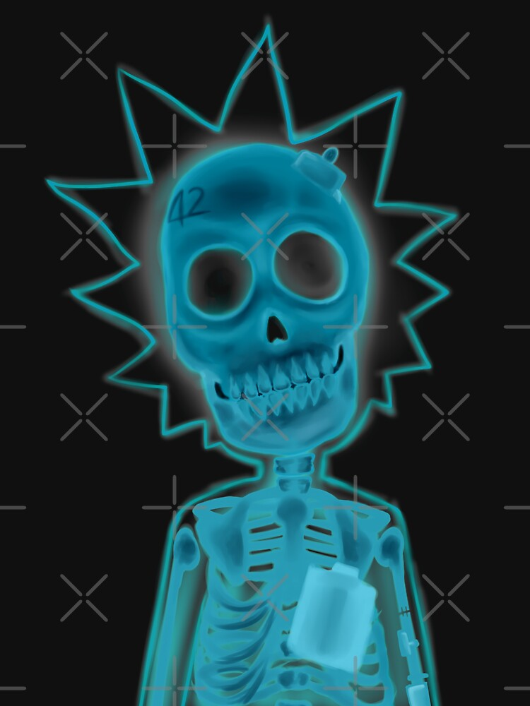 Rick  X-ray by Deanlord122