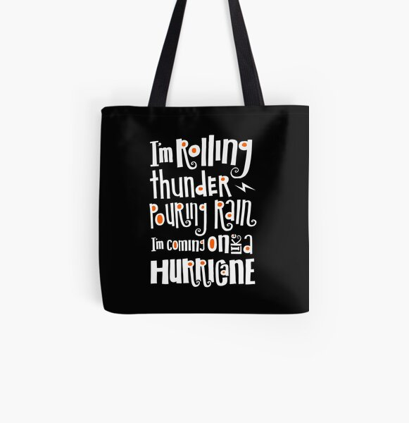 hell's bells All Over Print Tote Bag