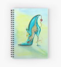 Puss on boot Spiral Notebook