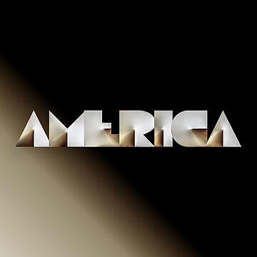 America Metal by morningdance