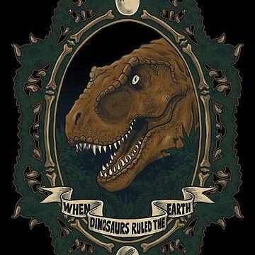 Jurassic Frame by salihgonenli