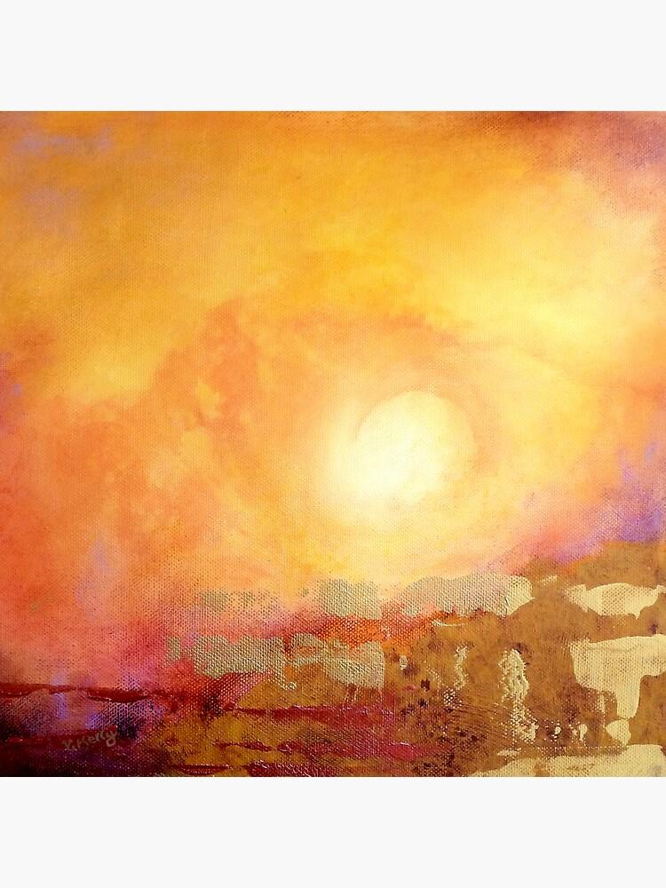 Vortex of light by valzart