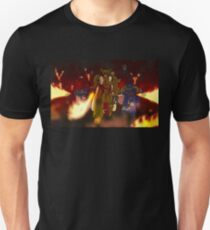 Forest On Fire Unisex T-Shirt