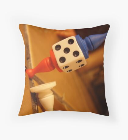 Stand Firm Throw Pillow
