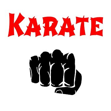 karate by Mamon