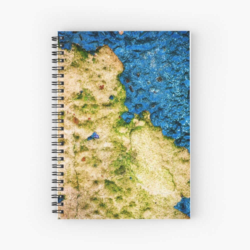 Land & Sea Spiral Notebook