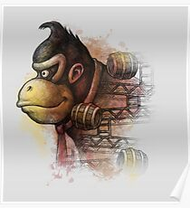 Mr. Kong Poster