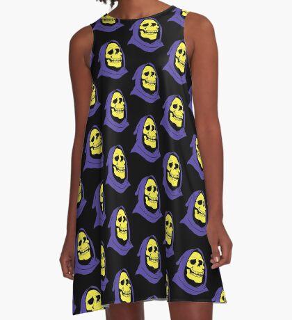 I AM NOT NICE A-Line Dress