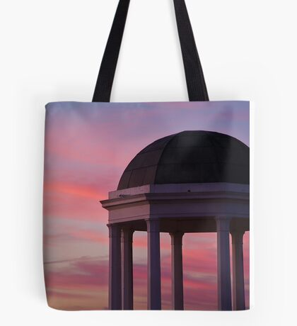Stawell Lookout Pavilion,Dusk Tote Bag