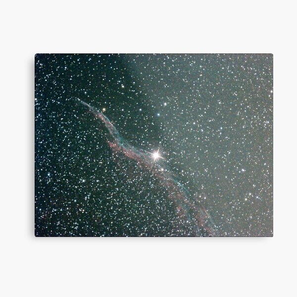 witches broom nebula NGC6960 Metal Print
