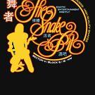 Blade Runner - Die Schlange Pitt Neon Extravaganza von Candywrap Design