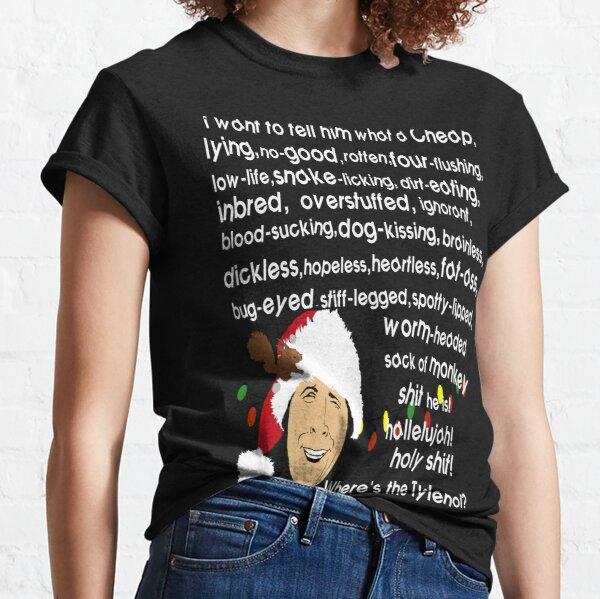 Clark Griswold Rant Classic T-Shirt
