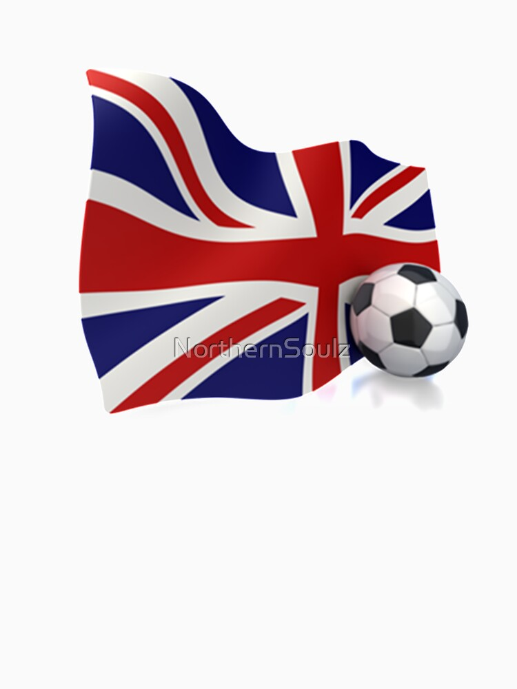 British Flag and Football by NorthernSoulz