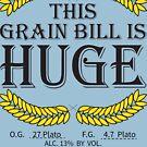This grain bill is huge! by randomdumping