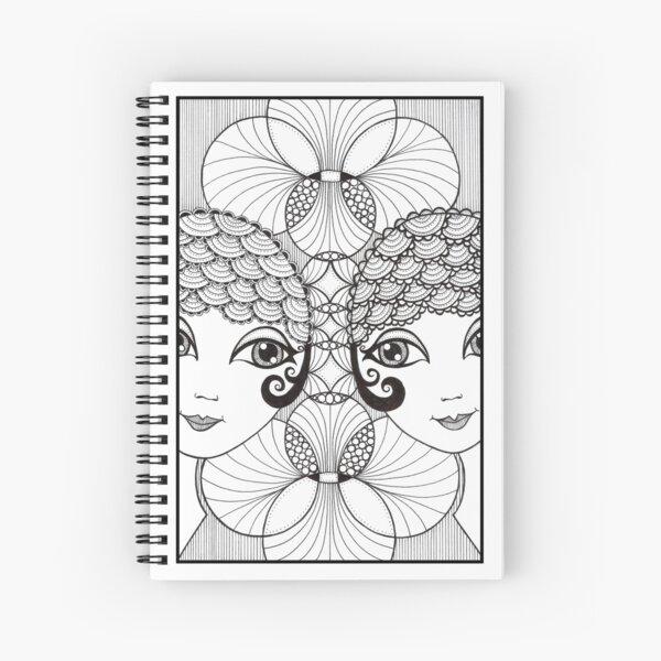 Showgirls Spiral Notebook