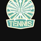 Tennis Retro by S-p-a-c-e