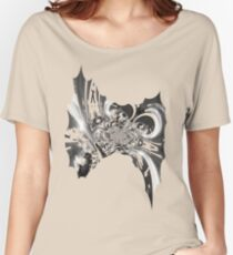 Belterfly BW tee Women's Relaxed Fit T-Shirt