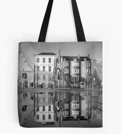 Cork Underwater Love Tote Bag
