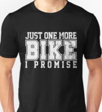 Bicycle collector hobby biker Slim Fit T-Shirt
