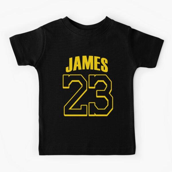 JAMES 23 T-shirt enfant