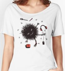 Relax Lazy Creature Women's Relaxed Fit T-Shirt
