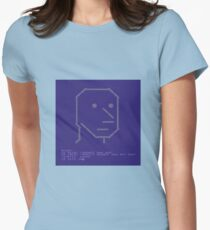 Commodore 64 NPC Meme Women's Fitted T-Shirt