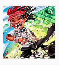 Trippie Redd A Love Letter To You 3  Photographic Print