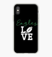 Eagles LOVE iPhone Case