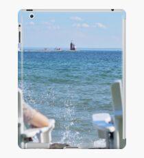 Lakeside Relaxation iPad Case/Skin