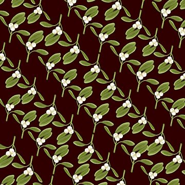 Mistletoe by ZoeN-P