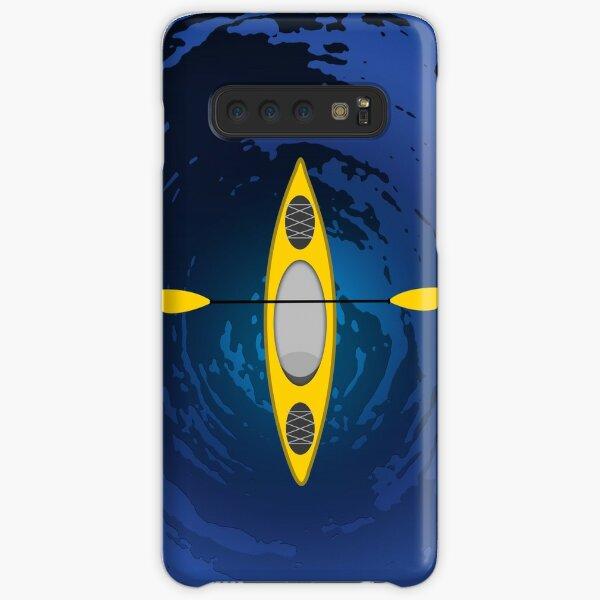 Kayaking (Yellow) Samsung Galaxy Snap Case