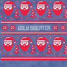 Christmas Ugly Sweater by CreatedTees
