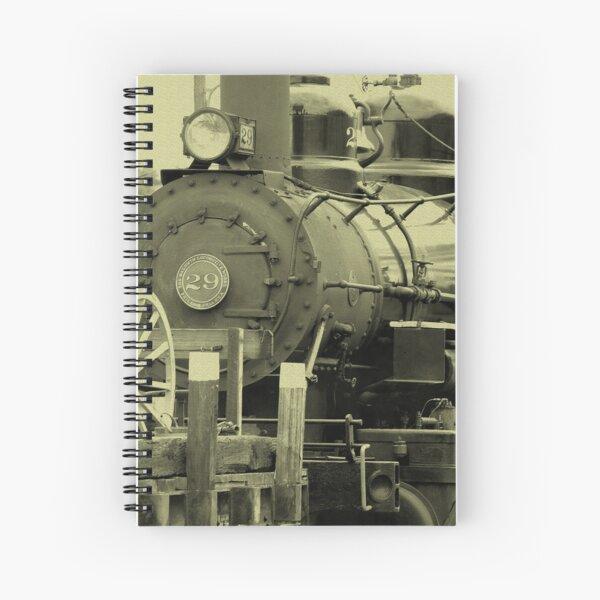 Ol' 29 Virginia City Spiral Notebook