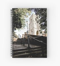 My Home town - Leigh on sea Spiral Notebook