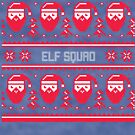 Ef Squad Christmas Sweater by CreatedTees