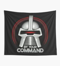By Your Command Wall Tapestry