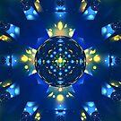 3D Kaleidoscope by Hugh Fathers