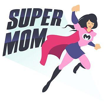 Super Mom by soondoock