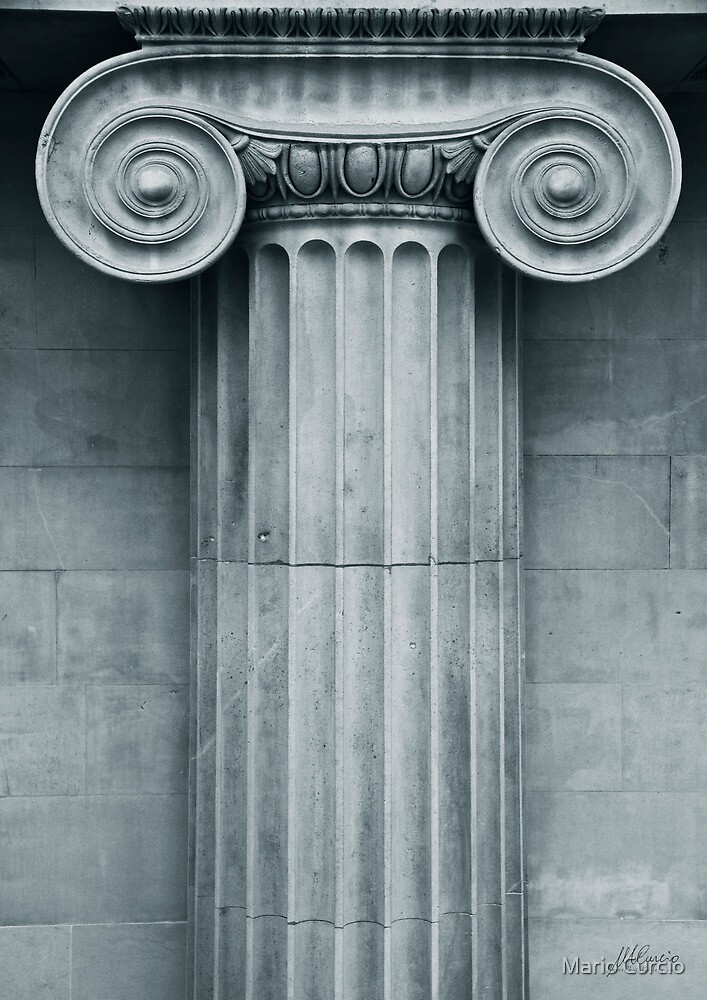 Ionic Capital by Mario Curcio