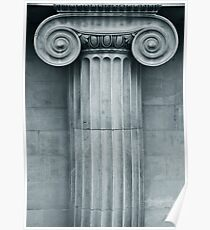 Ionic Capital Poster