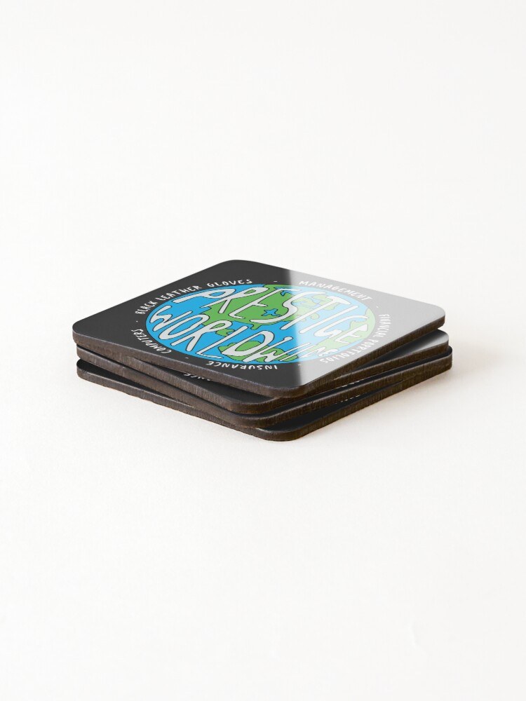 Alternate view of Step Brothers | Prestige Worldwide Enterprise | The First Word In Entertainment | Original Design Coasters (Set of 4)