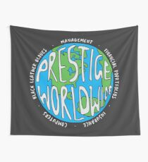 Step Brothers | Prestige Worldwide Enterprise | The First Word In Entertainment | Original Design Wall Tapestry