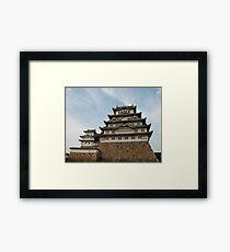 Himeji Castle, Japan  Framed Print