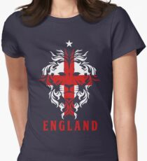 Camiseta entallada para mujer Inglaterra
