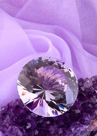 Lavender Diamond by doorfrontphotos