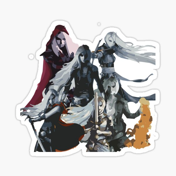 Aelin/Celaena  Sticker