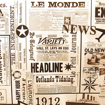 Vintage news by franceslewis