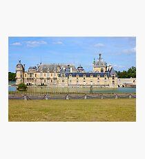 Chateau de Chantilly (1560) Photographic Print
