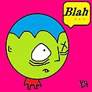 """Blah"" by Richard F. Yates by richardfyates"